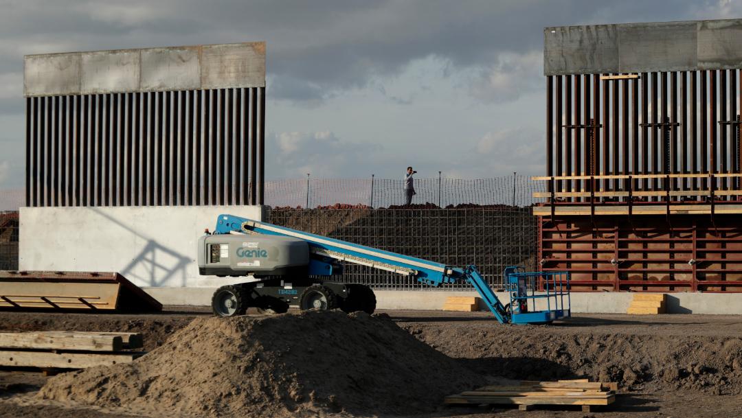 Foto: Anuncian protesta contra muro fronterizo de Arizona, 8 de noviembre de 2019, (AP archivo)