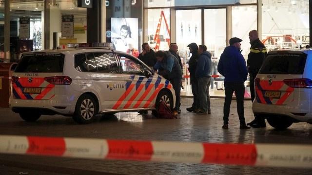 La Policía holandesa detuvo a un hombre de unos 35 años, 30 noviembre 2019