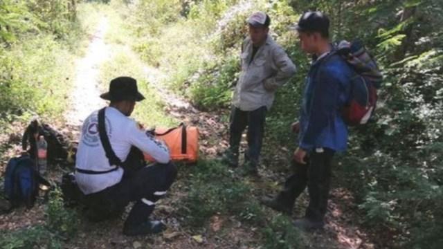 Foto: En Manzanillo, Colima, un arqueólogo de la Comisión Federal de Electricidad estuvo 20 horas desaparecido en las partes altas de un cerro del Ejido Punta Agua