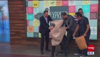 Así arranca Expreso de la Mañana con Esteban Arce del 11 de noviembre del 2019