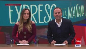 Así arranca Expreso Mañana Esteban Arce 19 noviembre 2019