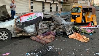 Ataque con coche bomba en Siria.