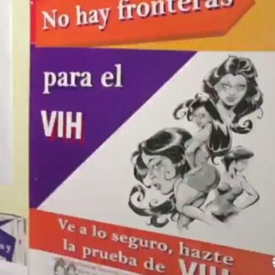 Casos de VIH y sífilis aumentan entre migrantes en Chiapas