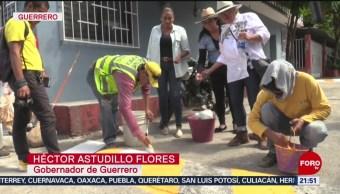 FOTO:Autoridades llevan programas comunitarios a Xaltianguis, 18 noviembre 2019