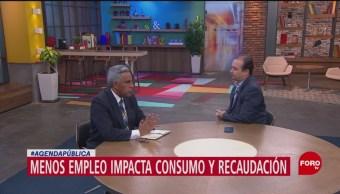 Bajo crecimiento económico en México