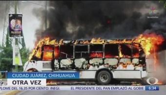 Balaceras en Ciudad Juárez, Chihuahua, dejan 10 muertos
