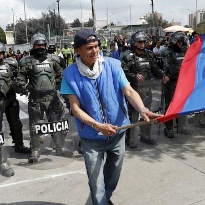 Fotos: Paro nacional en Colombia y las multitudinarias protestas contra Duque