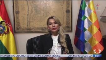 Bolivia presenta protesta ante México por declaraciones de Evo