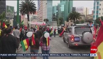 FOTO: Bolivia vive crisis por vacío de poder, 11 noviembre 2019