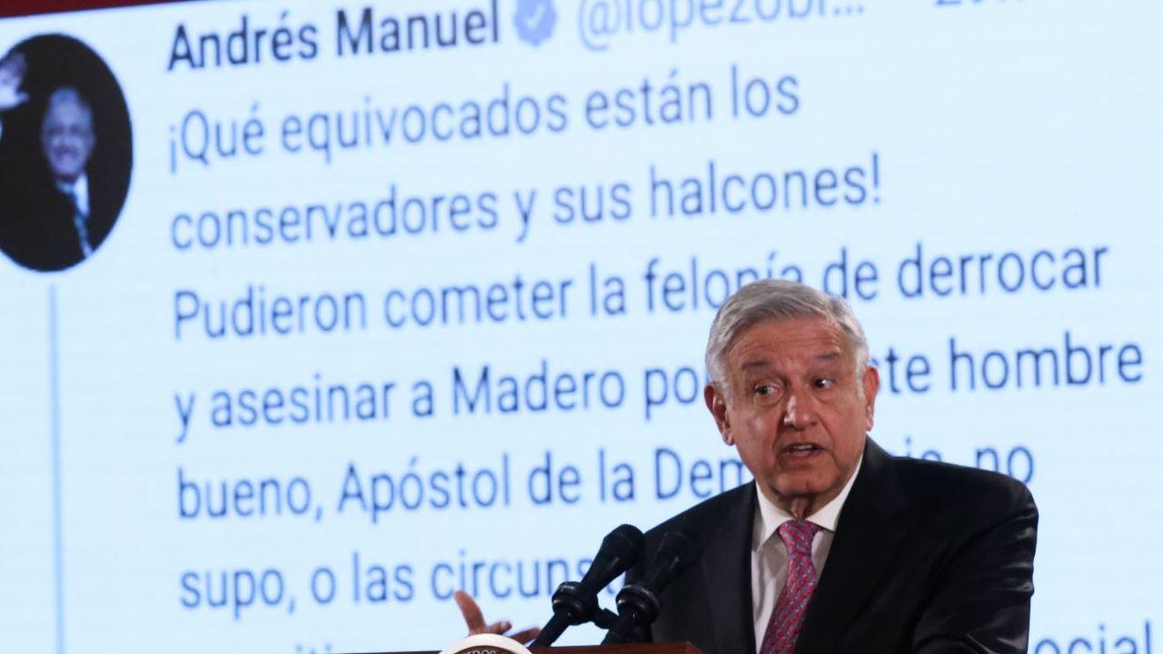 FOTO Bots le dan la vuelta al 'ríspido encuentro' entre periodistas y AMLO (Galo cañas cuartoscuro.com)
