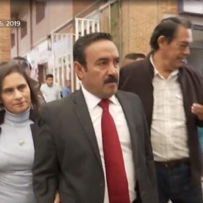 Buscan a alcalde sustituto de Valle de Chalco por fraude