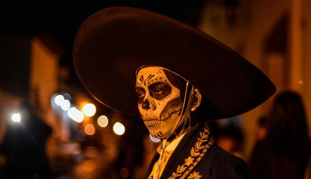 Foto: La celebración del Día de Muertos es una de las más folclóricas de México en el que el realismo mágico es asunto de todos los días, el 1 de octubre de 2019 (Foto: Isabel Mateos /Cuartoscuro.com)