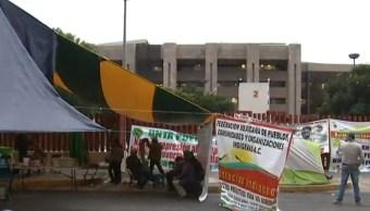 Foto: Resistencia de Antorcha Campesina frena el acuerdo sobre presupuesto, dice Ramírez Cuellar