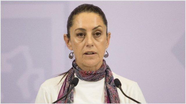 Imagen: Claudia Sheinbaum anuncia que se podría investigar a jueces por caso Abril, 30 de noviembre de 2019 (VICTORIA VALTIERRA / CUARTOSCURO.COM)