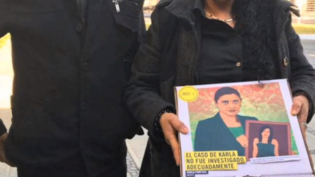 Foto: Asesinato de Karla Pontigo, ejemplo de indiferencia de autoridades