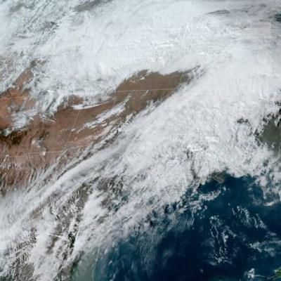 Lluvias y aguanieve persistirán en el norte de México por 'ciclón bomba'