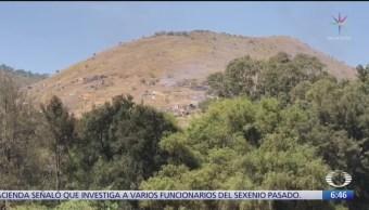 Cierran Monte Albán tras desalojo que dejó un muerto