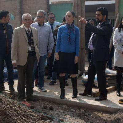 Sheinbaum anuncia construcción de vivienda social en CDMX