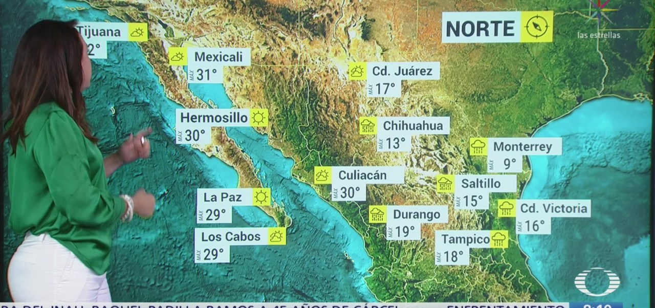 Clima Al Aire: Ambiente frío en el norte de México