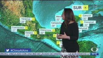 Clima Al Aire: Potencial de heladas en Chihuahua y Durango
