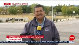 Colonia LeBarón de Chihuahua prepara funerales tras masacre