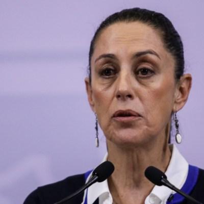 Sheinbaum reitera que no habrá abuso policial en manifestaciones y bloqueos