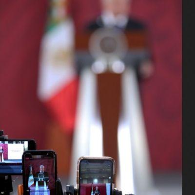 Crecen ataques contra periodistas mexicanos en gobierno de AMLO