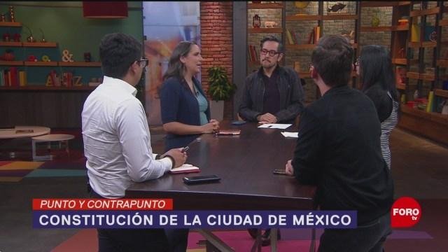 Foto: Constitución Cdmx Un Año Vigencia 8 Noviembre 2019