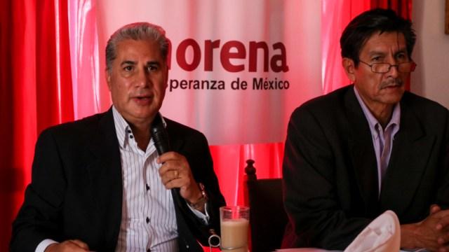 Imagen: El próximo sábado, todos los consejeros nacionales de Morena deberán asistir a ese congreso, 24 de noviembre de 2019 (Galo Cañas /Cuartoscuro.com)