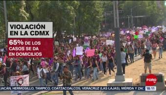 FOTO: Decretan alerta género CDMX