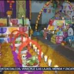 FOTO: Descendientes Mayas Campeche Honraron Durante Tres Días Difuntos,