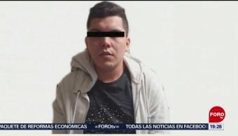 Foto: Detienen Presunto Asaltante Lindavista Hoy 5 Noviembre 2019