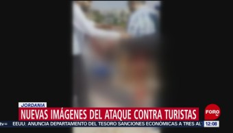 Difunden nuevo video de ataque contra mexicanos en Jordania