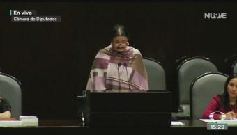 FOTO: Diputados avalan consulta popular revocación mandato,