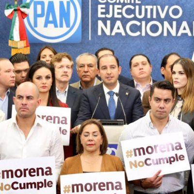 PAN no asistirá a sede alterna para discutir presupuesto 2020