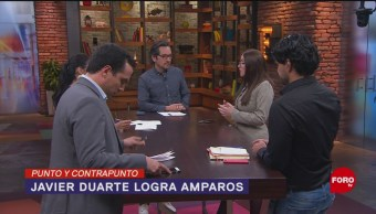 Foto: Javier Duarte Logra Revocación Sentencias 5 Noviembre 2019