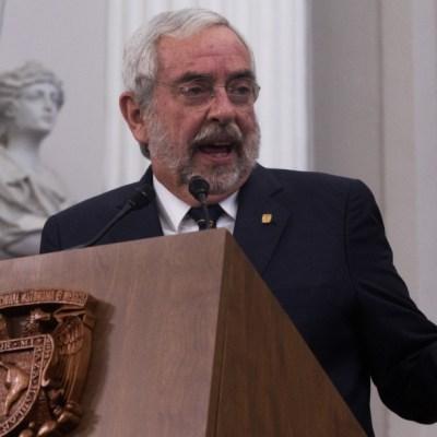 ¿Quién es Enrique Graue, rector de la UNAM?