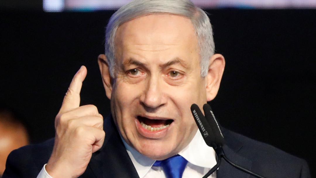Imagen: El anuncio llegó a dos días de que termine el plazo para intentar formar Ejecutivo en Israel, y con la continuidad en el poder del primer ministro en funciones, Benjamin Netanyahu, en juego, 19 de noviembre de 2019 (Reuters)