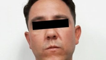 Foto: El detenido figura, hasta el momento, en 22 expedientes de investigación y cuenta con 21 órdenes de aprehensión, giradas por un juez de control con sede en Mexicali, Baja California, 10 de noviembre de 2019 (Twitter @Amicsonora)