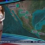 FOTO: clima con Mayté Carranco 5 noviembre 2019