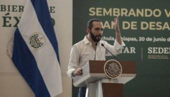 Imagen: La decisión de expulsar a los diplomáticos nombrados por Maduro es 'coherente' con las declaraciones ofrecidas por Bukele en las que no reconoce la legitimidad del gobernante venezolano
