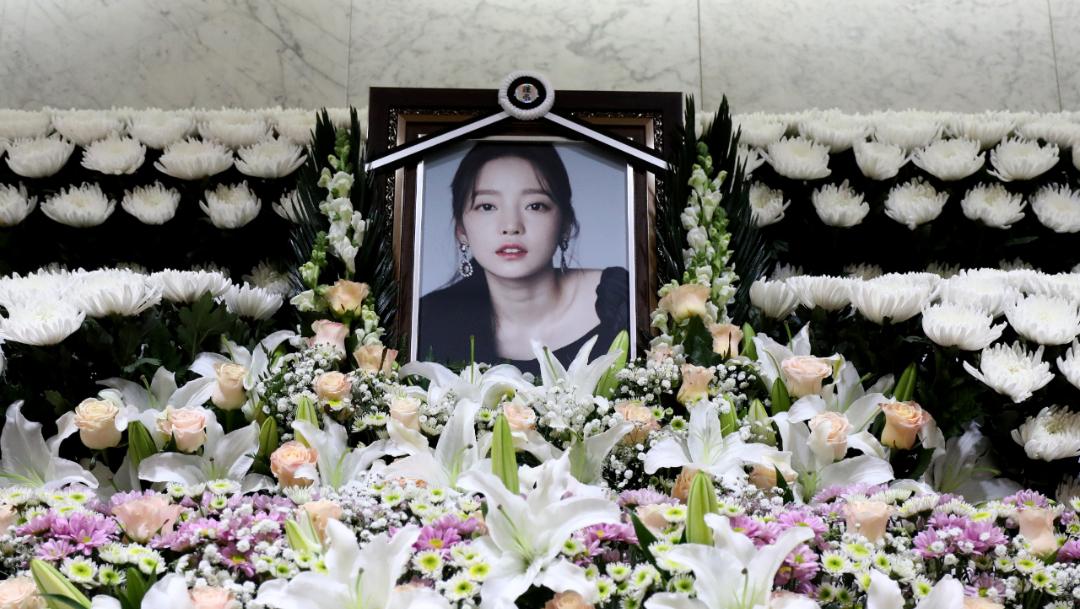 Foto: La presión social sobre la juventud es despiadada en Corea del Sur, 25 de noviembre de 2019 (AP)
