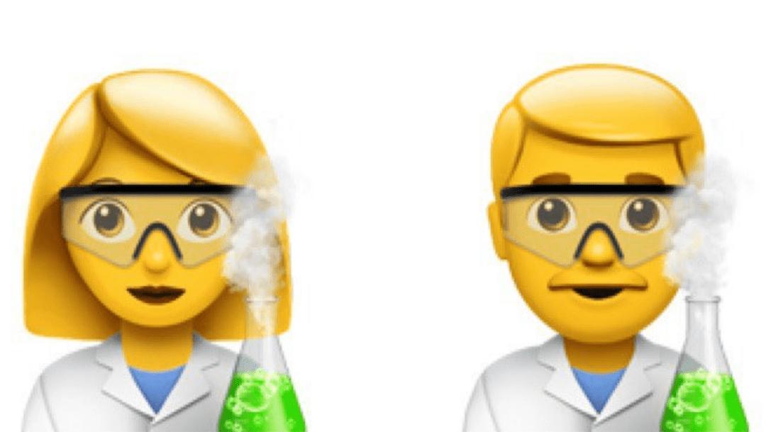 Foto Qué significa el emoji del científico en WhatsApp 15 noviembre 2019