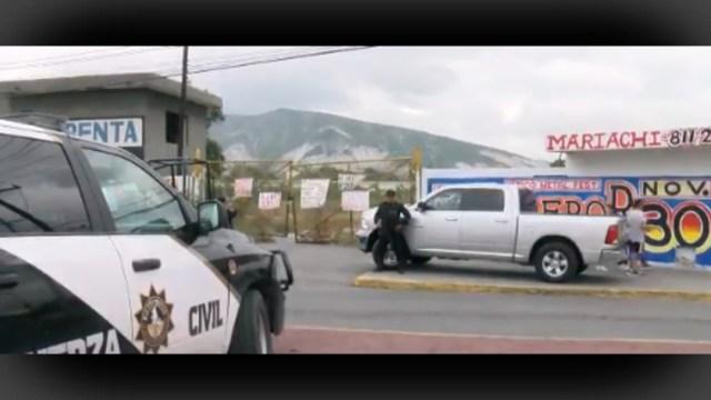 FOTO Encuentran cadáver de hombre desaparecido cerca de penal Topo Chico, en Monterrey (Las Noticias Monterrey)