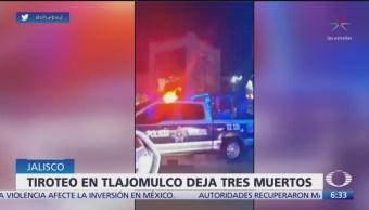 Enfrentamiento en Nuevo León deja cinco muertos