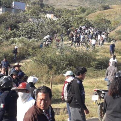 Enfrentamiento entre comuneros en Xoxocotlán, Oaxaca, deja un muerto