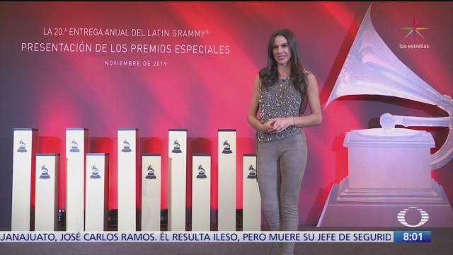 Foto: Entregan premios Latin Grammy con tributo Juan Gabriel,