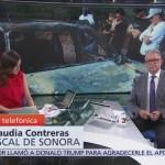 Entrevista con fiscal de Sonora sobre caso LeBarón, en Despierta