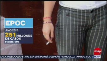 FOTO: EPOC cuarta causa muerte México,