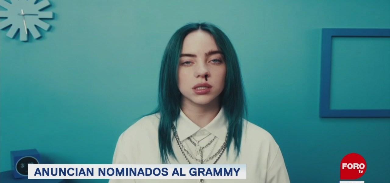 #EspectáculosenExpreso: Anuncian nominados al Grammy